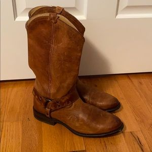 Frye Billy Harness Boot